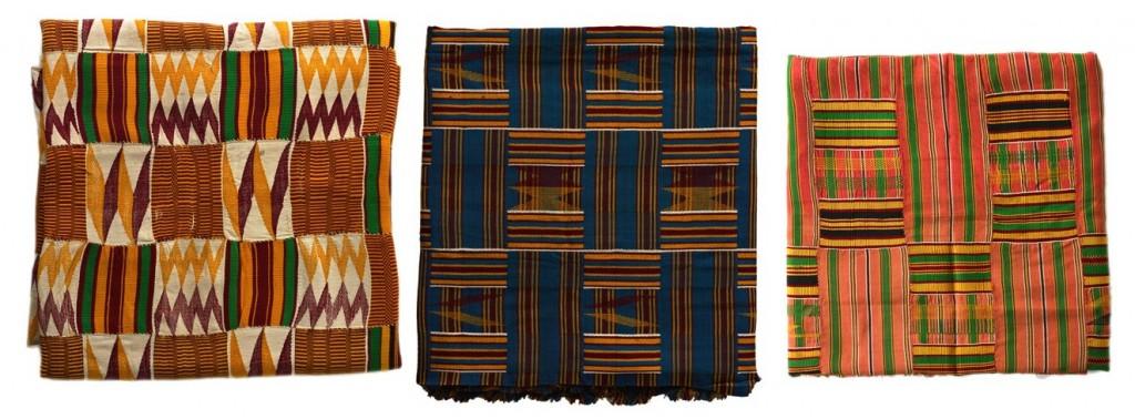 Vintage Kente from Ghana