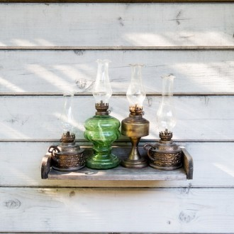 Oil Lamps for Summer Nights