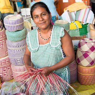 Baskets from Around the World