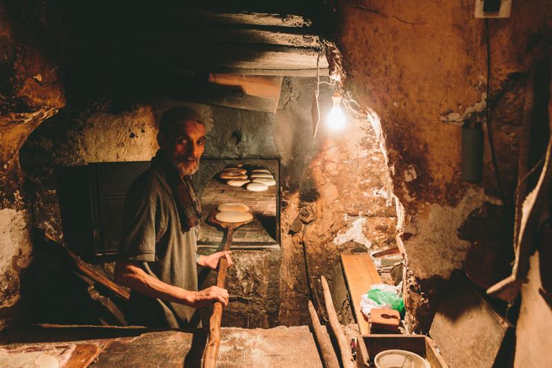 Bakeries in Marrakech